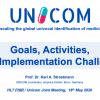 Goals, Activities, IDMP Implementation Challenges