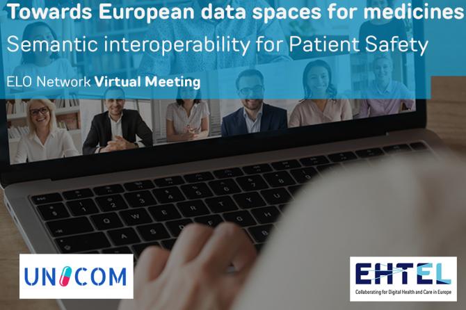 Webinar (21 Sept, 14:00 CET): Towards European data spaces for medicines – Semantic interoperability for patient safety