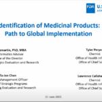 FDA refers to UNICOM outputs in its IDMP related webinar